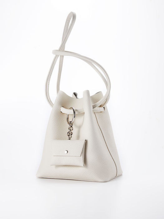 Curvy bag - Cotton Beige( SOLD OUT)