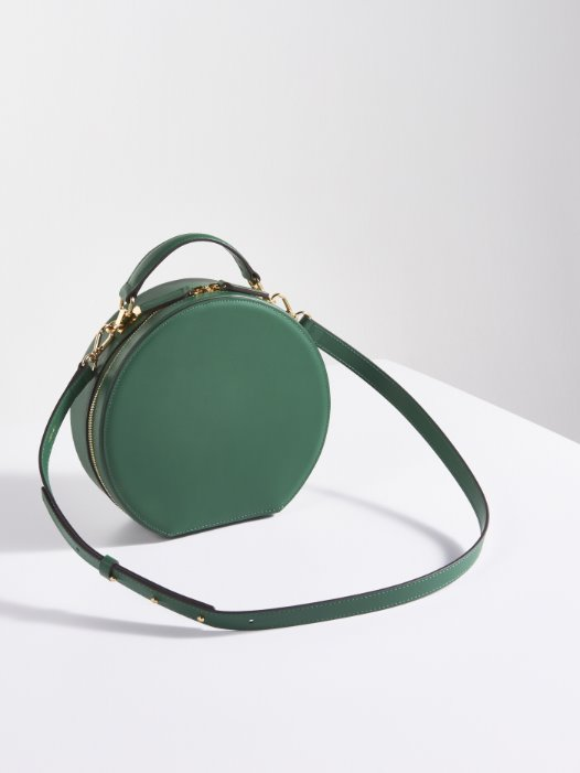 Circle Bag - Royal Green(SOLD OUT)
