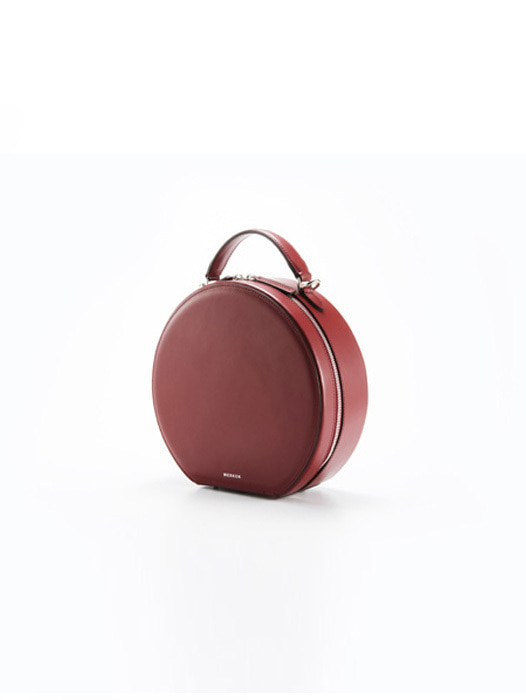 Circle Bag - Cuprite Red