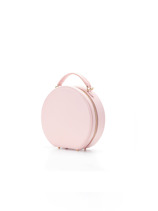 Circle Bag - Romantic Pink