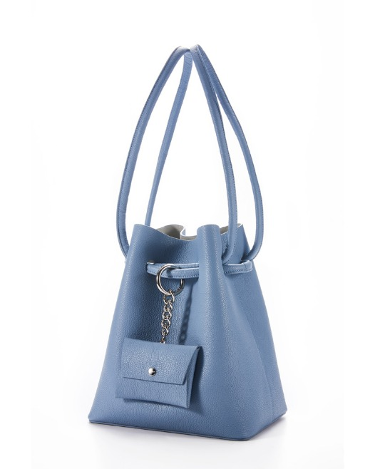 Curvy bag - Bluelin(SOLD OUT)