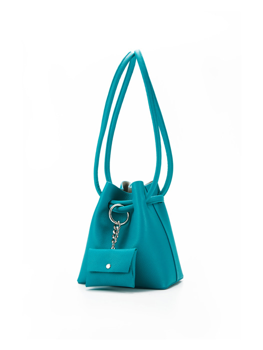 Curvy Candy bag - Turquoise