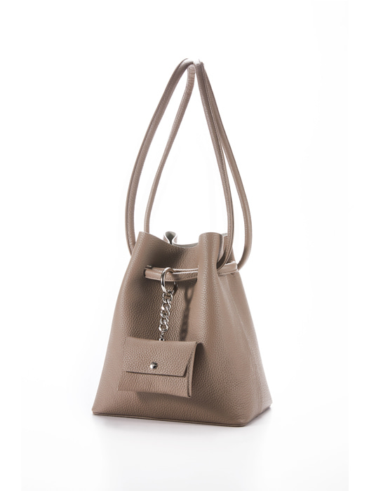 Curvy bag - Cacao Beige(SOLD OUT)