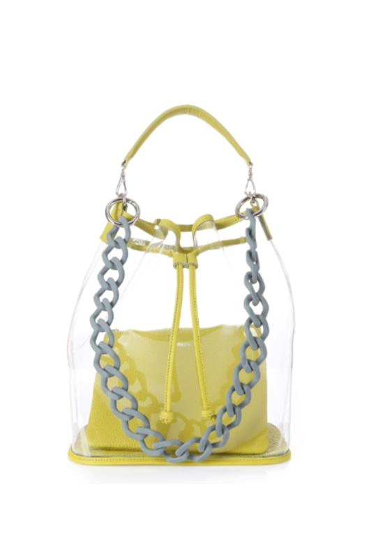 See Through Bag - Leaf Green(SOLD OUT)