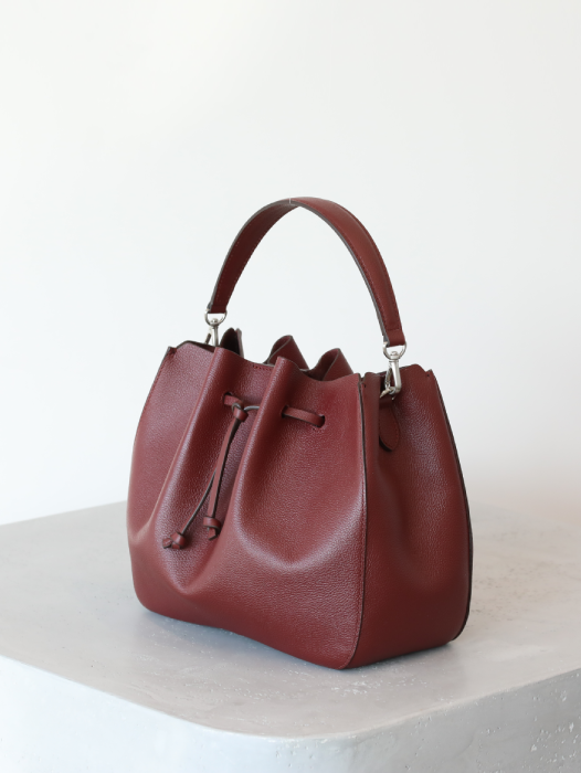 Drops Bag Medium - Burgundy